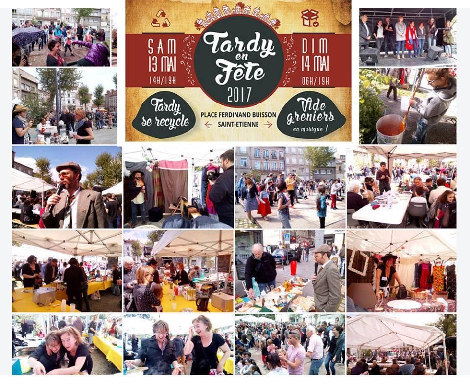 album photo Fête de quartier Tardy 2017
